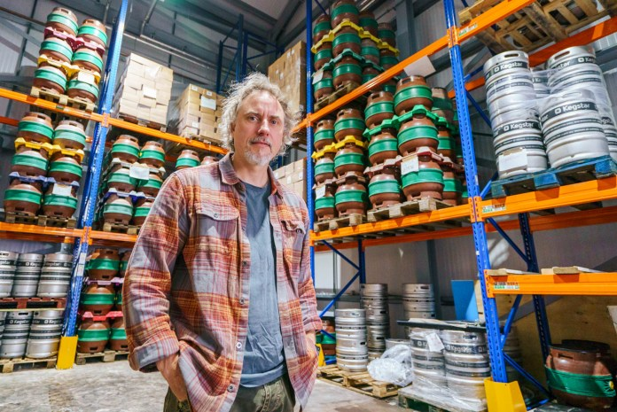 Cheers: Stroud Brewery challenge world leaders on the climate crisis