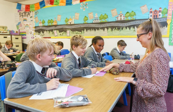 SCHOOL FOCUS: Take a look around Sir William Romney's – inspiring  students to be the best version of themselves