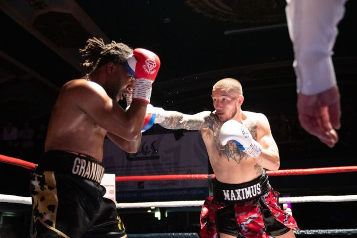 Boxing: Top of the bill Mudway marches on
