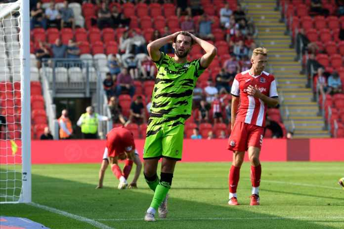 Exeter City 0-0 Forest Green: Profligate Rovers settle for a point
