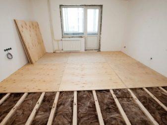 Как перестелить деревянный пол в квартире