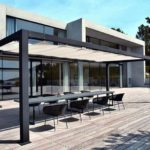 Another example of using an awning. The main highlight is in contrast