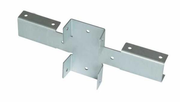 X-Bracket pro plot z profesionálního listu bez svařování