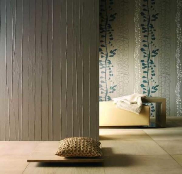 Wenn die Textur ausdrücklich ausgedrückt wird, müssen die Tapeten das gleiche oder sehr ähnliche haben