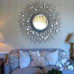 Если добавить на лучи зеркальные капли получается очень красиво