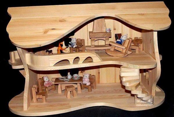 Møbler skjold - miljøvennlig og vakkert materiale