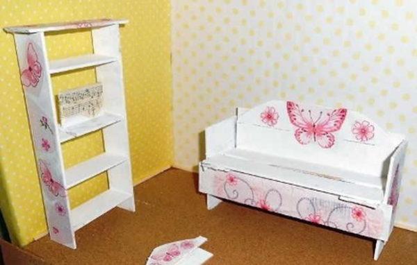 Egyéb bútorok A babák számára a LINKK-tól elvégezhető