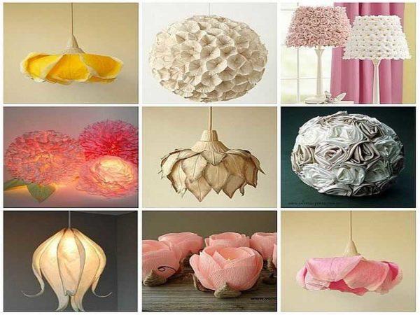 لامپ های خانگی با انواع مختلف و مواد تحت تاثیر قرار می گیرند