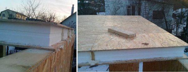 I huset fra SIP Panels partitioner kan der gøres ramme