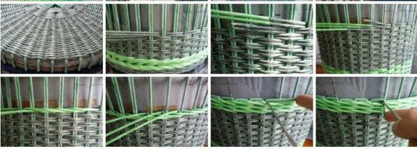 Dalam kombinasi dengan tali yang sudah diketahui kita mendapat produk yang menarik