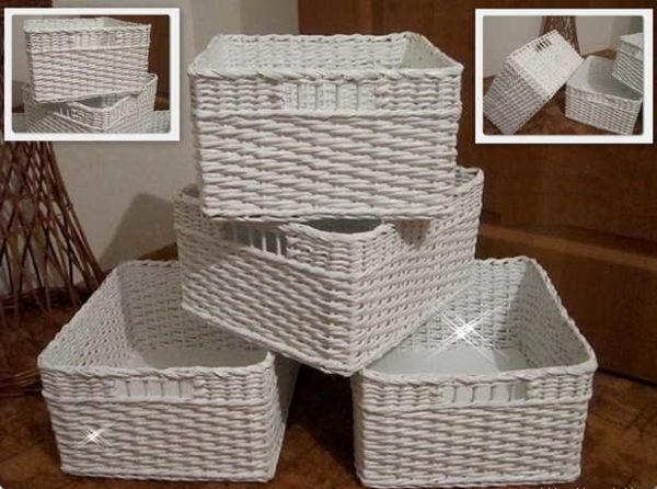 紙管で作られた一連の紙チューブ - 機能的かつ美しい