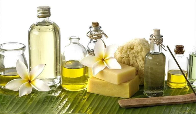 Basisolie voor zeep