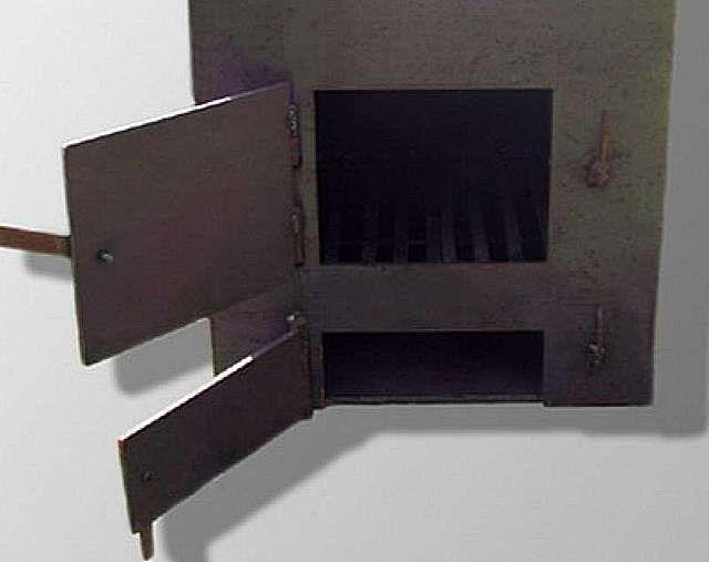 I fornaci più semplici del focolare e incazzato