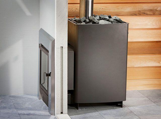 La porta del fuoco può essere inserita nella stanza vicina