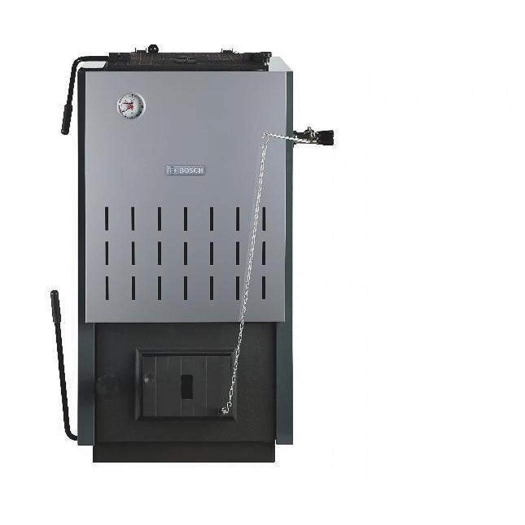 Caldera de combustible sólido Bosch Solid 2000 B SFU 27