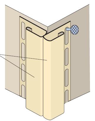 使用两个启动阶段j-cupiles而不是角落