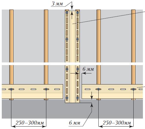 在箱子上的n形配置的紧固和位置