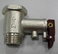 zakačite kontrolni ventil