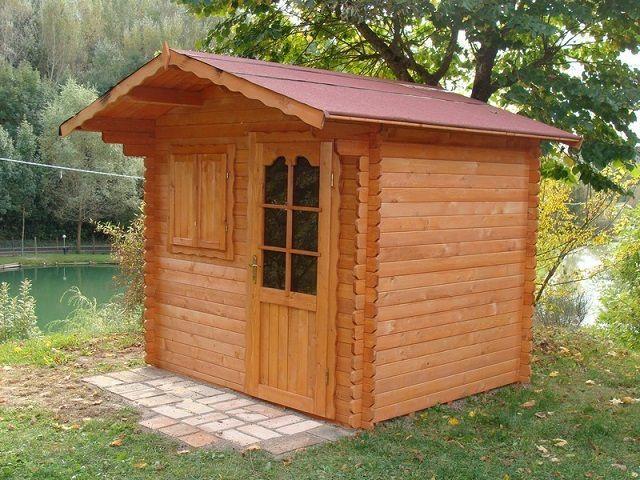 Árbol, probablemente, la mejor opción para la casa de campo.