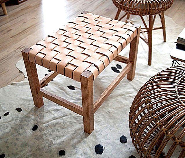 """원래 """"소프트""""디자인 - 꼰 좌석 의자"""