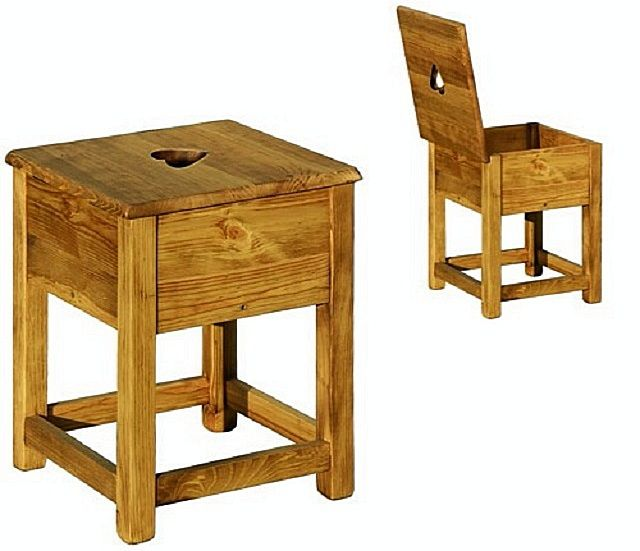 서랍이있는 의자를 사용하면 부엌이나 워크샵의 가까운 공간을 최적화 할 수 있습니다.