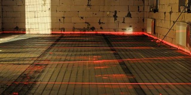 Laser nivå - en oumbärlig assistent vid markering och installation av beacons
