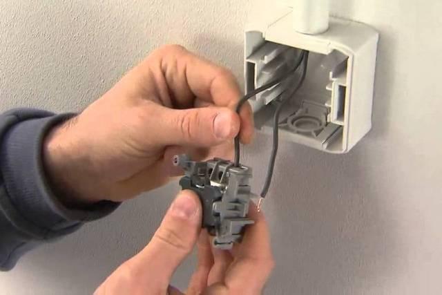 Tepegöz anahtarı monte etmek genellikle daha basit bir görev görünüyor.
