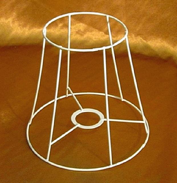 شکل لامپ کلاسیک - شکل یک مخروط کوتاه