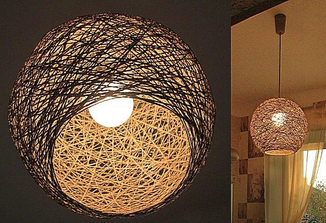 یک لامپشده در فناوری های بدون قاب ساخته شده است.