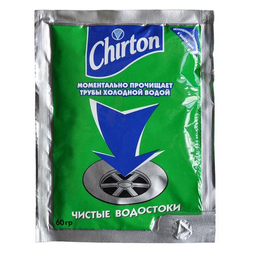Эффективное средство - Chirton «Чистые водостоки»