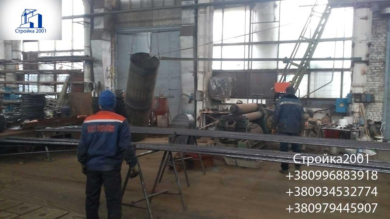 Изготовление теплообменников трубчатых на заказ Уплотнения теплообменника Ридан НН 201 Жуковский