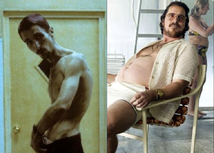 Как похудел Кристиан Бейл