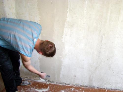 cum să îndepărtați grăsimea din pereți emulsie