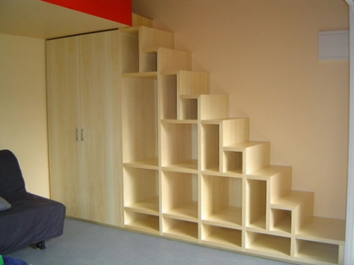 How to make a semicircular shelf of plasterboard  Making shelves of