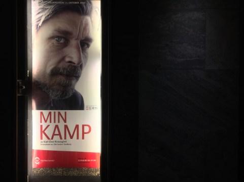 The Norwegian author, Karl Ove Knausgård. © David-Kevin Bryant