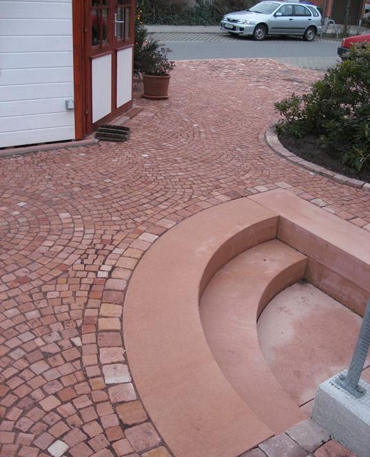 Naturstein - Außenbeläge Naturstein Außenbeläge Außenbereich