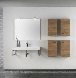 Badausstattung Badmöbel Spiegel