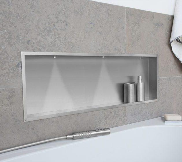 Wandnische Box LED Wandnischen