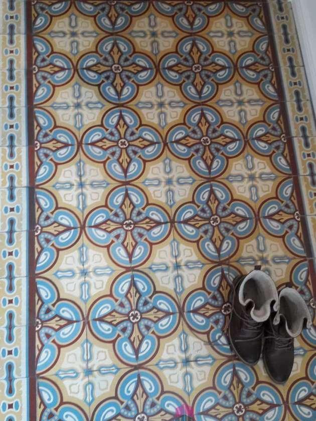 Musterplatten Bodenfliesen