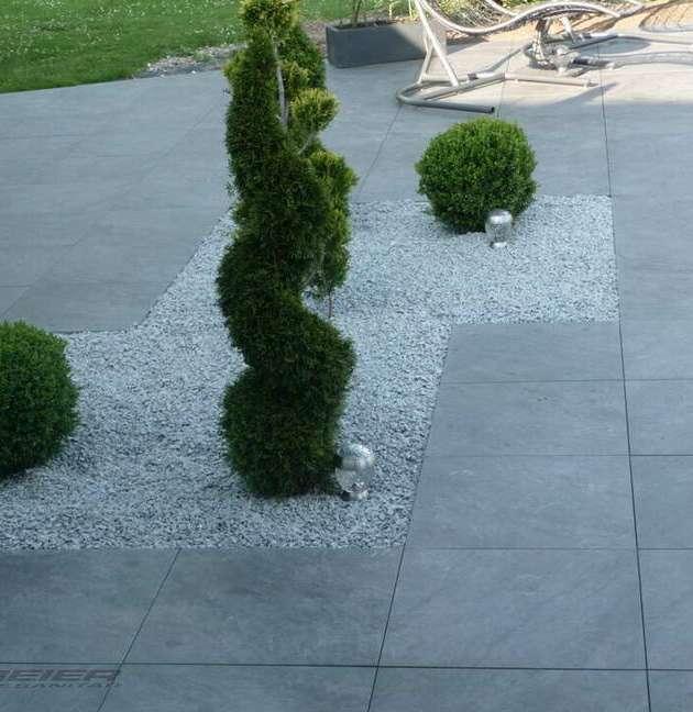 Bodenplatten Bodenfliesen Außenbereich