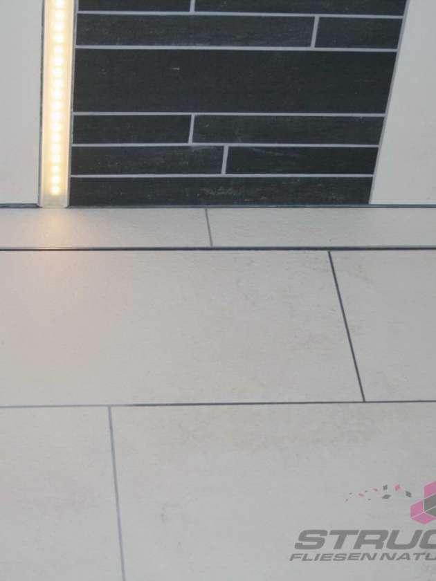 Bodenfliesen Wandfliesen Dusche Duschbereich