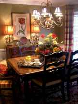 01 fancy french country dining room decor ideas