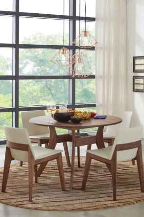 02 small dining room table & decor ideas