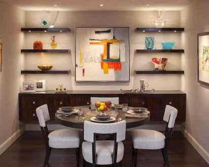 08 small dining room table & decor ideas