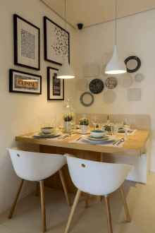 09 small dining room table & decor ideas