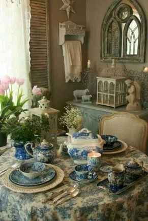 12 fancy french country dining room decor ideas