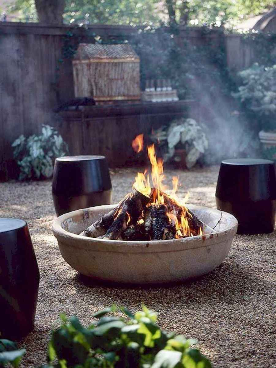 19 easy diy fire pit ideas for backyard landscaping