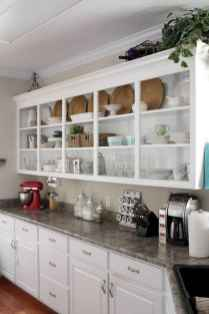 19 rustic kitchen decor with open shelves ideas