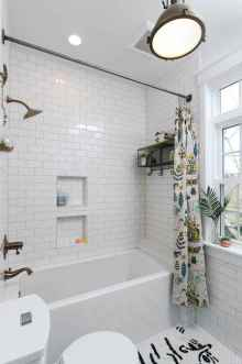 20 guest bathroom makeover decor ideas on a budget