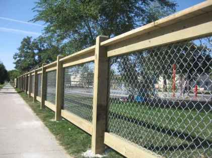 21 simple and cheap privacy fenceideas